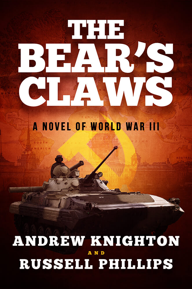Book cover - The Bear's Claws