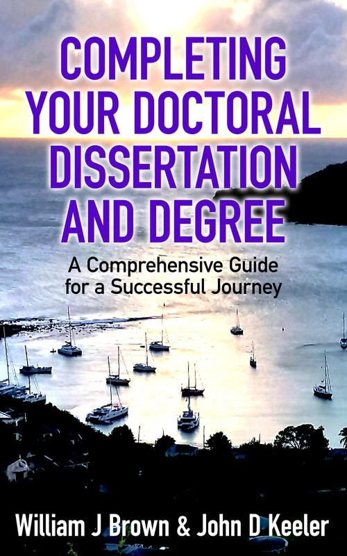 Completing Your Doctoral Dissertation and Degree cover