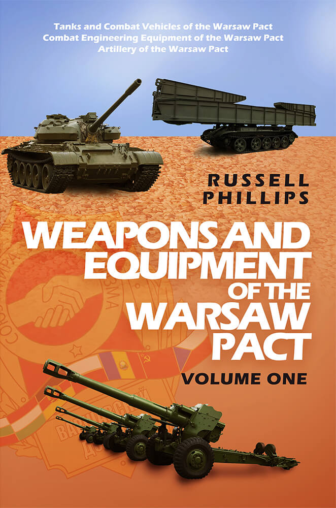 Weapons and Equipment of the Warsaw Pact: Volume One cover